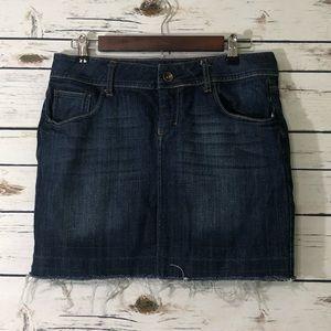 Apt. 9 Denim Jean Skirt / Size 8